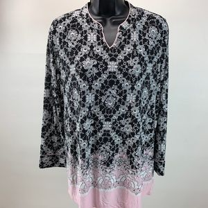 Soma Pajama Top Sleepwear